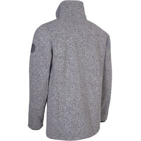 Elkline Windhund Jacket Men Lightgrey-Black